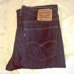 Brand New Levi's 505 Jeans